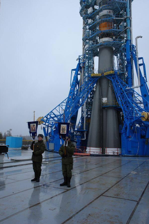 православная ракета