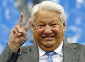 Зачетные анекдоты про Ельцина