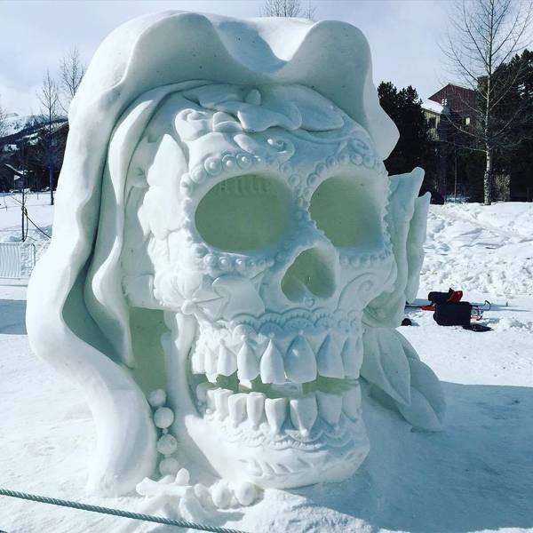 Ледяной череп