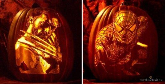 Фредди Крюгер, а не, все таки Россомаха против Человека паука