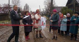 В Удмуртии отремонтировали дороги в деревнях