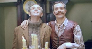 Советский фильм про Шерлока Холмса