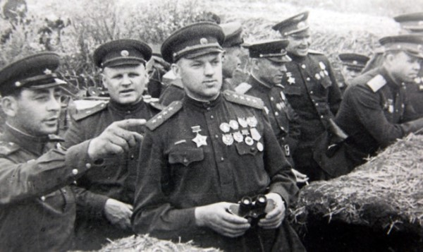 маршал Рокосовский