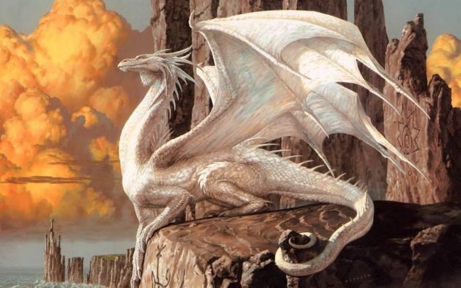 Дракон на привале