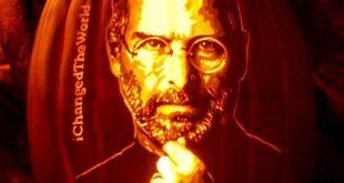 Стив Джобс на Хэллоуине