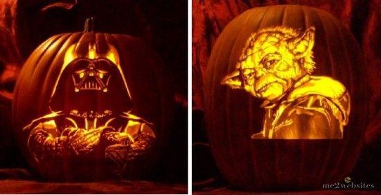 Как на Дарт Вейдер праздновал Хэллоуин