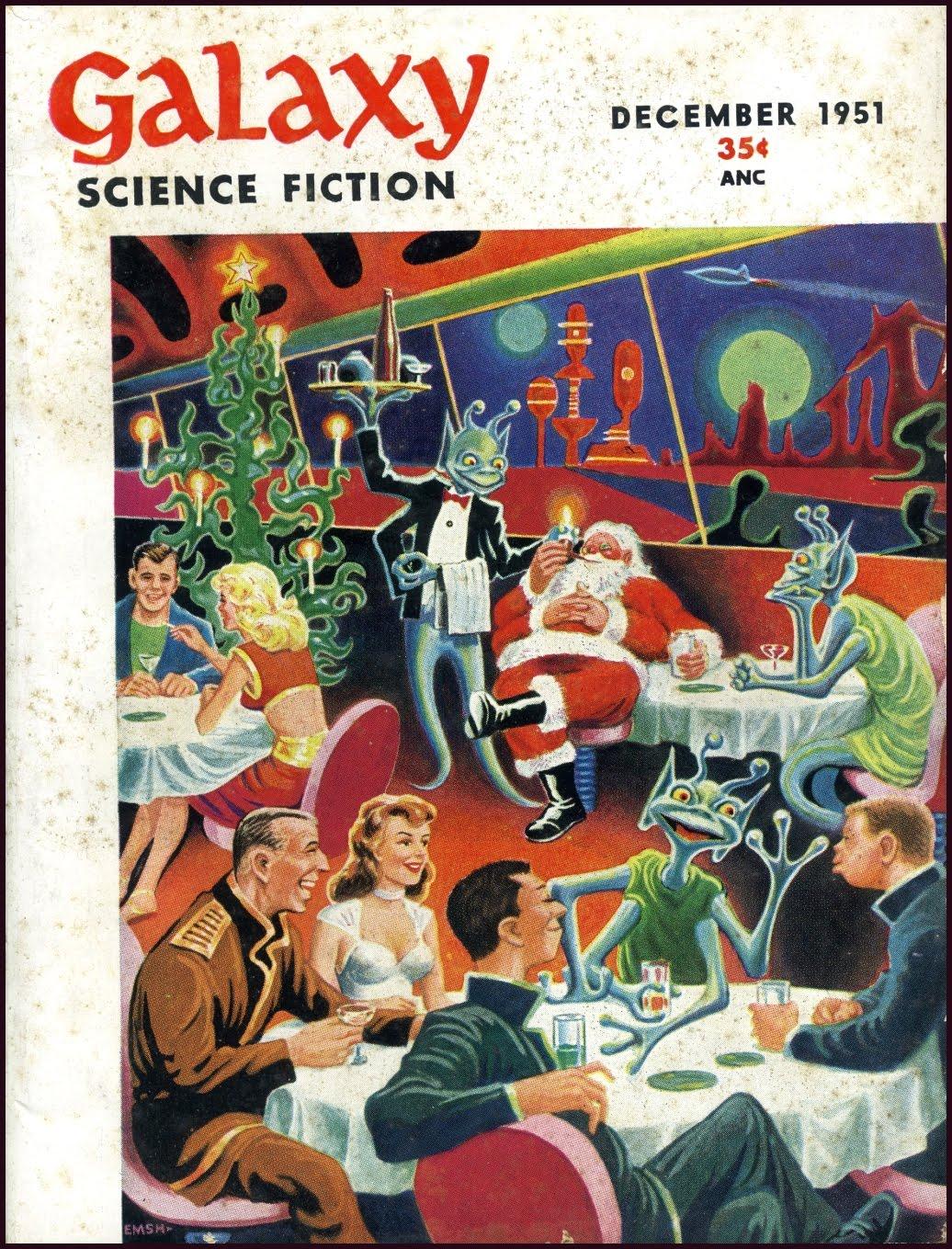 Galaxy - научно-фантастический журнал