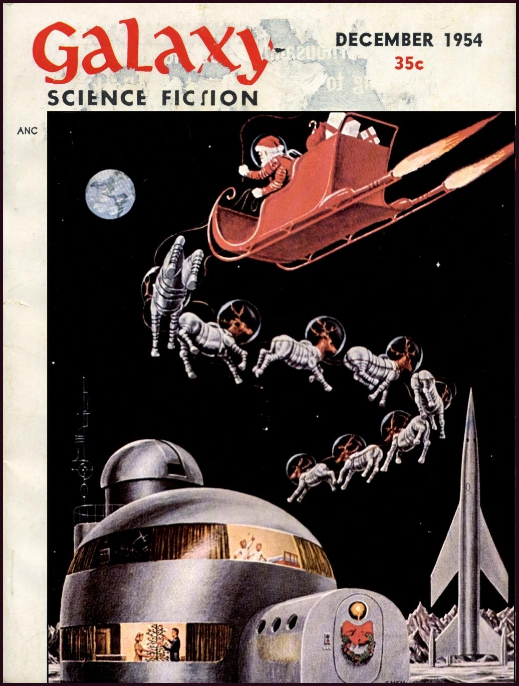 Американский журнал про фантастику