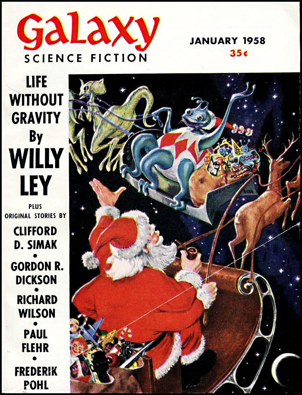 Galaxy - научно-фантастический журнал, США